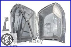 11 12 13 14 15 16 Bmw K1600 Gtl Complete Saddle Bag Luggage Case Set With Key X