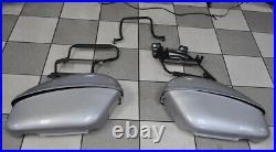2003 Softail Deuce Hard Saddle Bag Complete Kit
