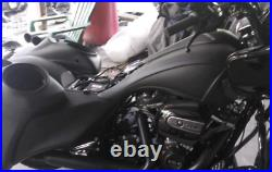 2014-20 Harley Davidson Flh Stretched Saddlebags Complete Bagger Kit