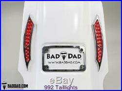 Bad Dad Project #1 Complete Summit Fender, Stretched Bags, & Side Covers 97-16