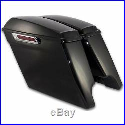 Bagger Brothers Saddlebag Complete 4.5 Extended Kit Dual Cut Outs Fits 2014-202