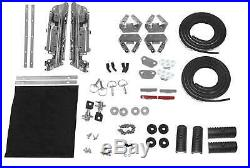 Biker's Choice Complete Saddlebag Latch Kit 302450 Luggage Accessories