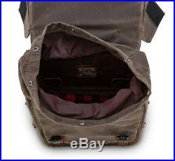 Burly Brand Voyager Throw Over Saddlebags Dark Oak B15-1002D