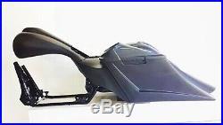 Complete Harley Davison Bagger Touring Kit saddlebag fenders tank side covers