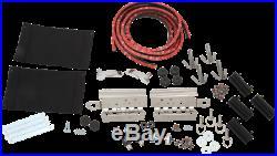 Drag Specialties 3501-1152 Complete Saddlebag/lid hardware kit for 14-16 Harley