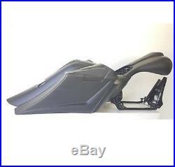 Harley Davidson Complete Bagger Touring saddlebags fender tank side cover 09-13