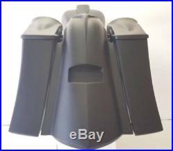 Harley Davison complete bagger touring kit saddlebag fenders tank side covers