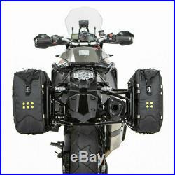 KRIEGA Gepäcktasche OS-22 Overlander-S Adventure schwarz 22 Liter Motorradkoffer