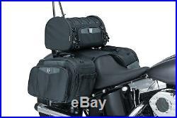 Kuryakyn 5209 Momentum Outrider Throw-over Saddlebags Luggage Harley & Metric