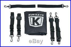 Kuryakyn 5209 Momentum Outrider Throw-over Saddlebags Multi Fit