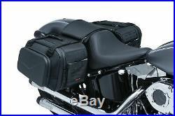 Kuryakyn XKursion XB Fast Lane Universal Throw-Over/Under Saddlebags Harley