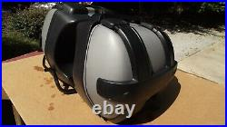 Left Right SET BMW Saddle Bags K1200 K1300 S R K Panniers with Brkt/Key Complete