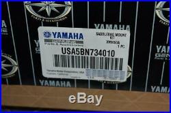 OEM New Complete Saddlebag Set USA-5VN73-00-00 YAMAHA XVS650 SILVERADO 1998-2008