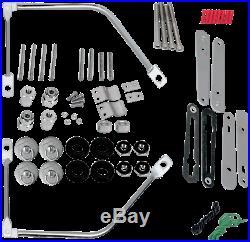 Saddlemen Complete Quick-Disconnect Saddlebag Mounting Kit 3501-0344