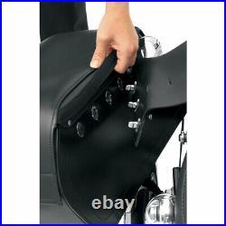 Saddlemen Cruis'N Slant Throw-Over Motorcycle Saddlebags X-Jumbo Multi-Fit