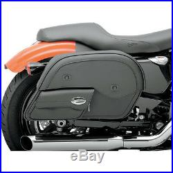 Saddlemen Cruis'n Slant Face Pouch Large Throw-Over Saddlebags Victory Hammer