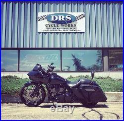 Saddlemen Cruis'n Slant Large Throw-Over Saddlebags Harley Davidson
