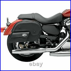 Saddlemen Cruise'N Slant Face Pouch Saddlebags Large Throw-Over Multi Fit