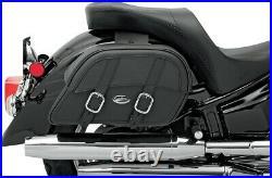 Saddlemen Drifter Motorcycle Large Saddlebags Throw-Over 17x10 Pair