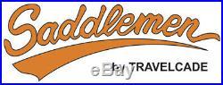 Saddlemen Drifter Motorcycle Large Saddlebags Throw-Over 17x10 Pair 3501-0319