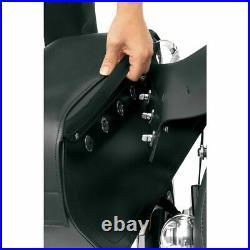 Saddlemen Drifter Slant Motorcycle Saddlebags Versatile Throw-Over X-Jumbo