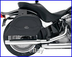 Saddlemen Jumbo Throw-Over Cruisn Slant Saddlebags 3501-0308