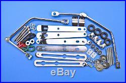 Saddlemen S4 Saddlebag Complete Quick Disconnect Kit 3501-0342