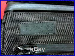 Thrashin 2019 Harley Fat Bob Saddlebags Universal Throw Over Dyna Sportster