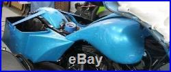 Touring Stretched Harley Complete Saddlebag Bagger Kit 09-13