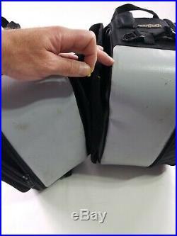 Tourmaster Cortech Throw Over Universal Bag Saddlebags Saddle Bags Side Luggage