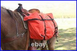 TrailMax Over-The-Saddle Pack Pannier Bags Fits Over Most Western Enduranc