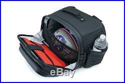 Universal Motorcycle Throw Over / Under Seat Saddlebags Easy Mount Kuryakyn 5293